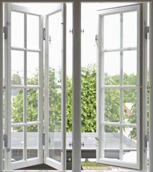 Renoveret facade for boligselskab