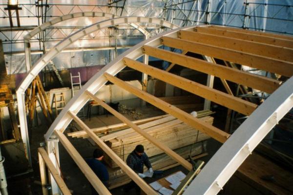 Renovering af TAMU Forstandersekretariat og Center