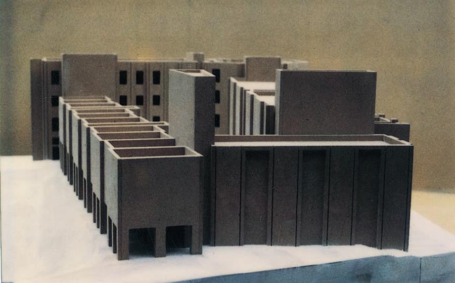Konkurrenceforslag til Aarhus Kunstmuseum