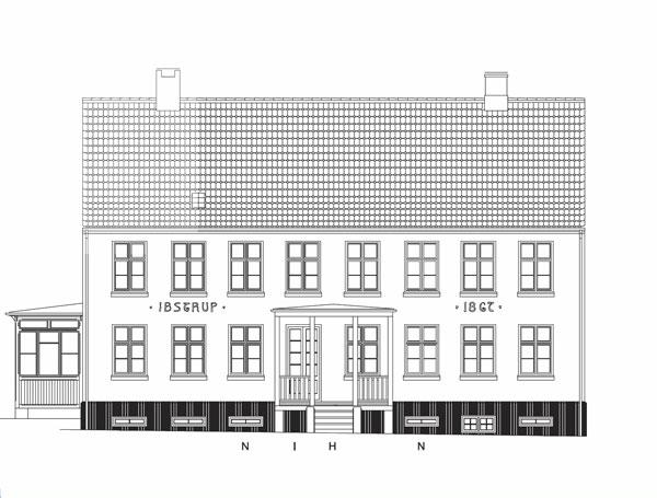 Bertelsen og Scheving - Ibstrupgaard rideskole - Renovering