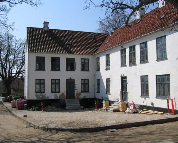 Totalrenovering af Ibstrupgaard rideskole