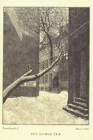 Baghuset i Pilestræde 40 C: Private dining i det tidligere værksted
