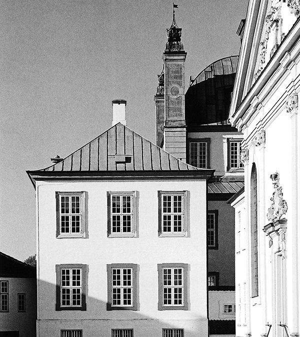 Bygninger og kirker i inspektorat IV
