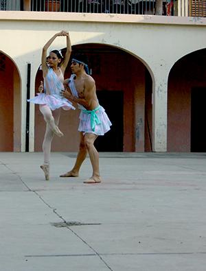 Gensyn med kulturhus i Nicaragua