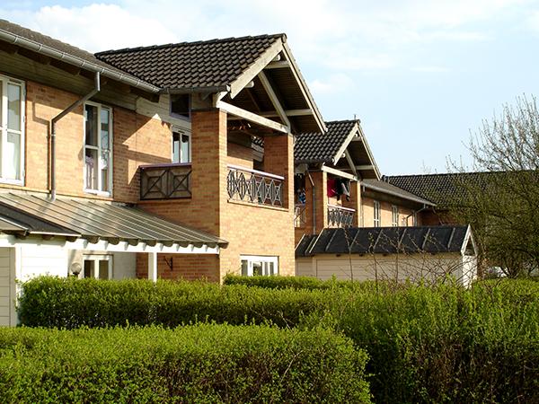 Almennyttige boliger i grønne omgivelser