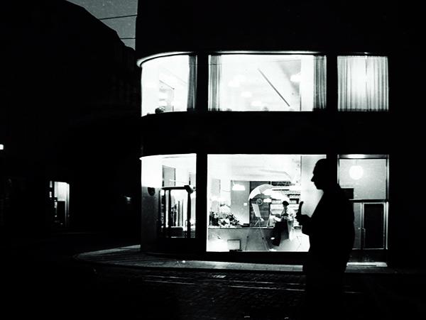 Indretning og ombygning af café, Stelling Hus