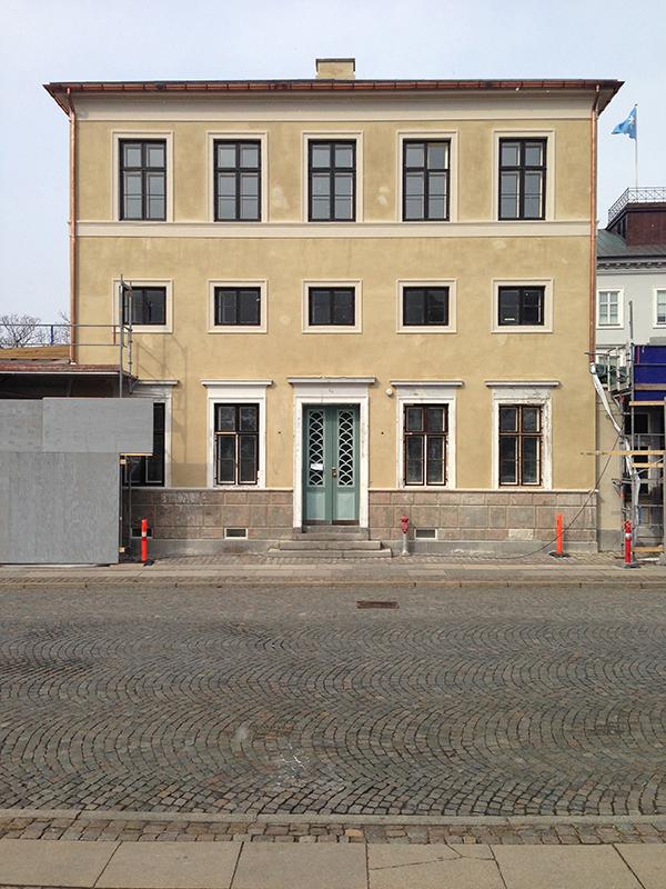 Bertelsen og Scheving - Esplanaden 15 - Renovering