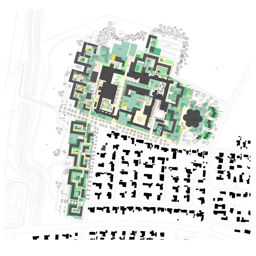 Helhedsplan bebyggelse