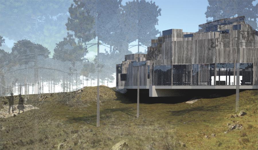 Hatlehol Kirke i Norge: Konkurrence