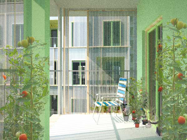 Danske arkitekter nomineret til international pris for bedste bud på bæredygtig bydel