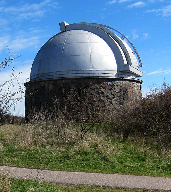 Brorfelde Observatorium: Med blikket mod himlen
