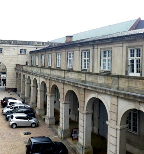 Christiansborg: Istandsættelse af Christiansborgs ældste facader