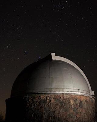 Brorfelde Observatorium: Danmarks mørkeste område