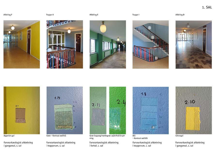 Bertelsen & Scheving - 4. maj kollegiet - restaurering