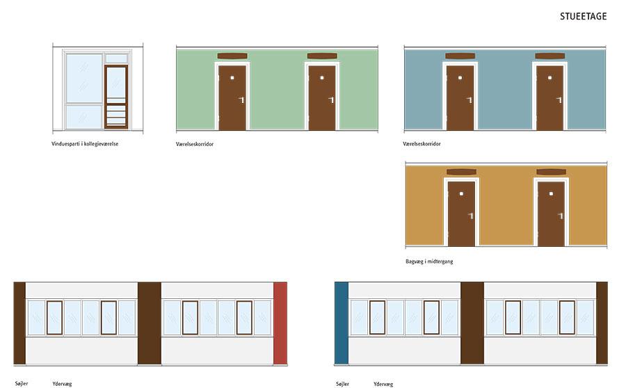 4. maj kollegiet - Bertelsen og Scheving Arkitekter - Restaurering