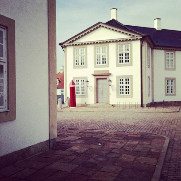 Fredensborg Slot vedligeholdes