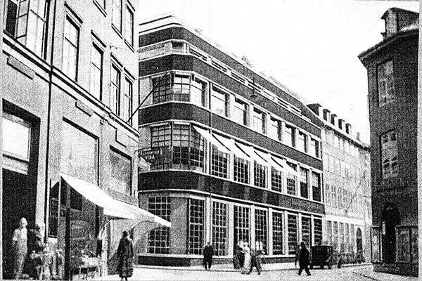 bertelsen & scheving - facaderenovering pilestræde- restaurering