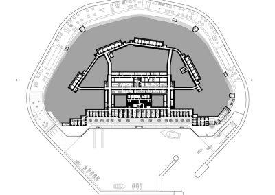 Bertelsen & Scheving - Middelgrundsfortet - Ombygning