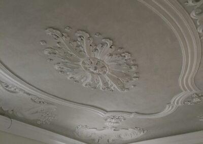 Bertelsen & Scheving - Holsteins Palæ -restaurering efter brand