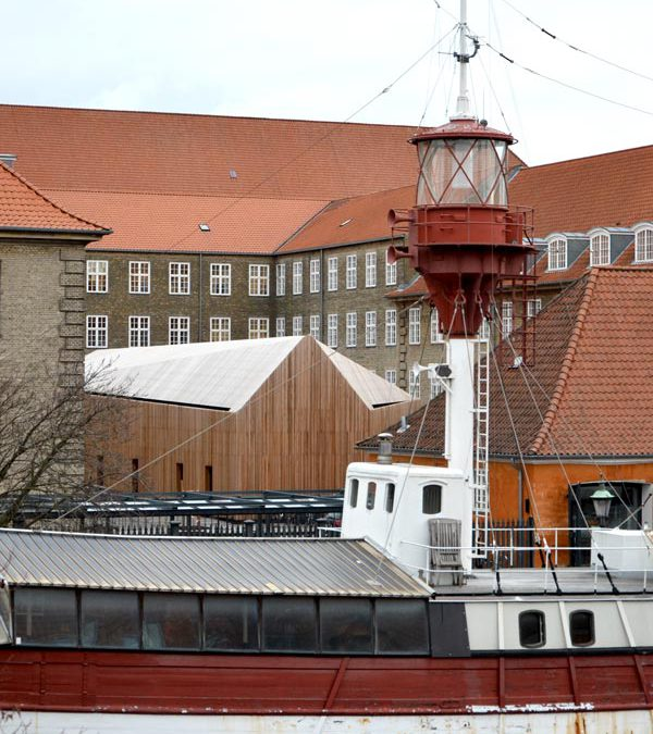 Mødecenter Frederiksholms Kanal: Rum til samtale på Slotsholmen