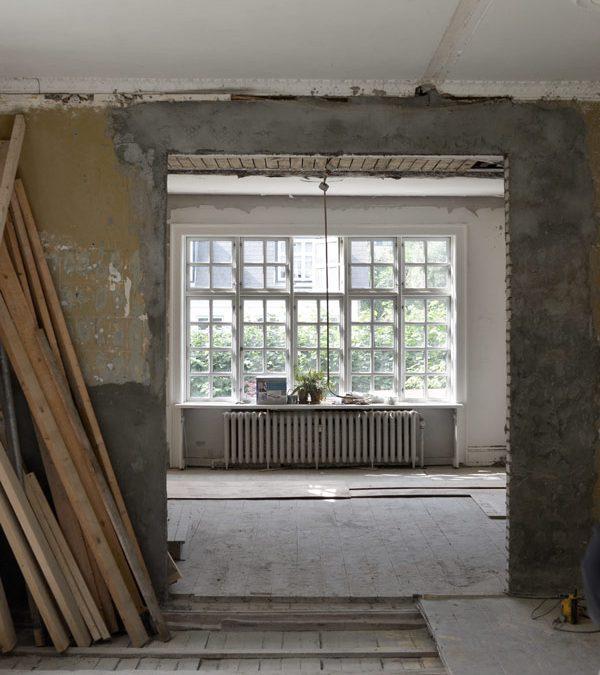 Villa i Hellerup: Ombygning