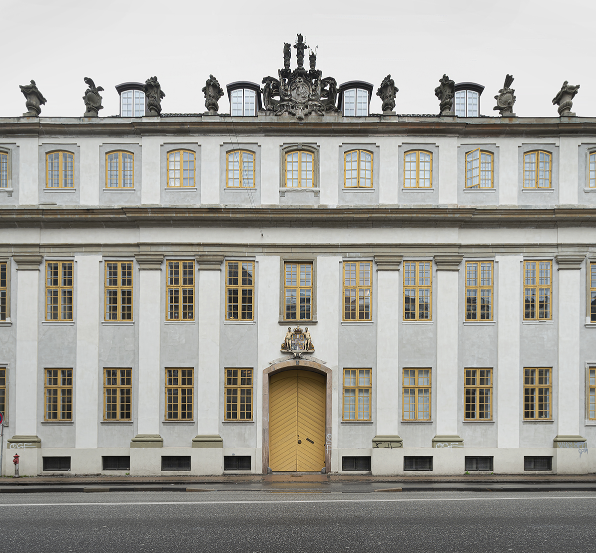 Bertelsen & Scheving - Holsteins Palæ - Restaurering