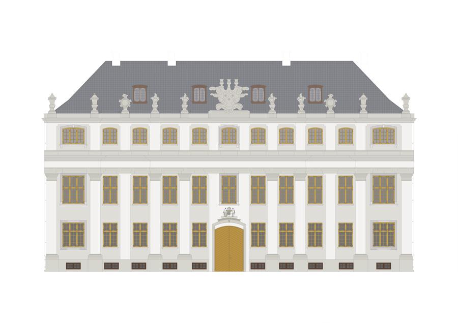 Holsteins Palæ