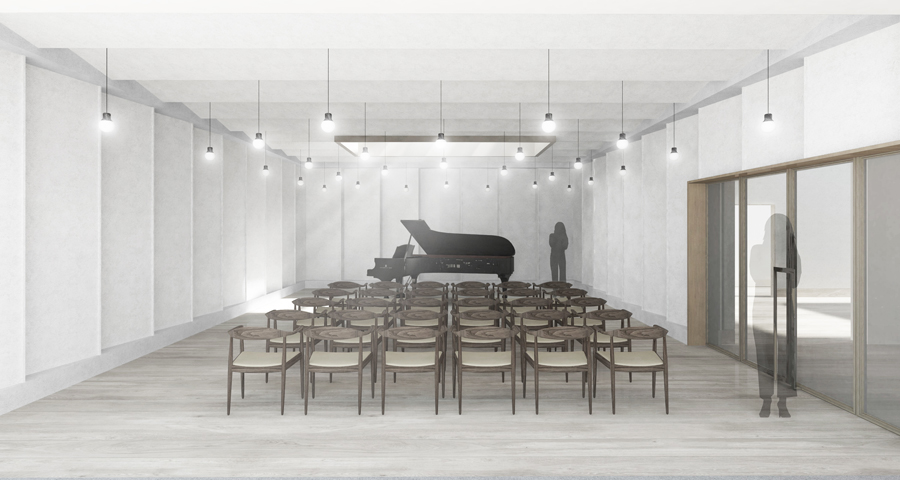 Bertelsen & Scheving - Sjællands Kirkemusikskole - Transformation