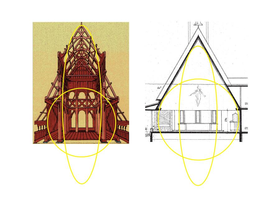 Kong Haakons Kirke: Arkitektoniske kvaliteter fremhævet