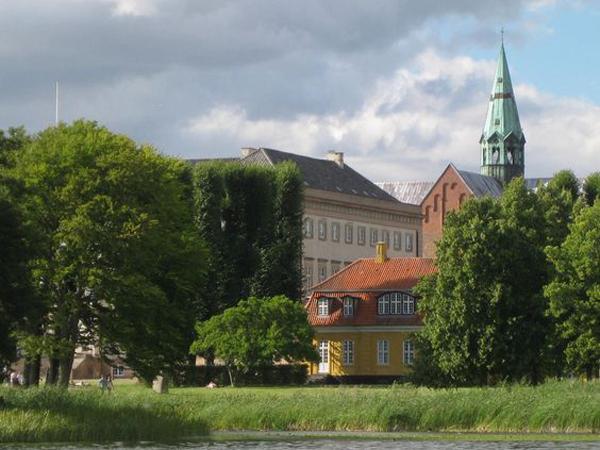 Bertelsen & Scheving - Frederiksgård - Banevej - Boligbygeri
