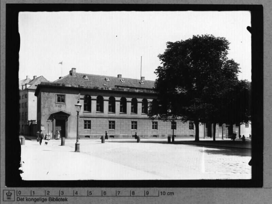 Bertelsen & Scheving - Metropolitanskolen - Restaurering