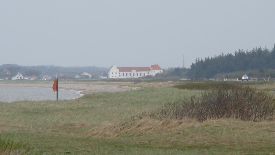 Bertelsen & Scheving - Vitskøl TAMU-center - nybyggeri