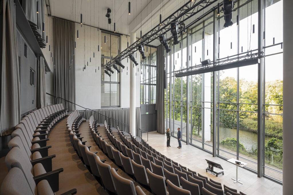 Bertelsen & Scheving - SMK - Nyt Auditorium