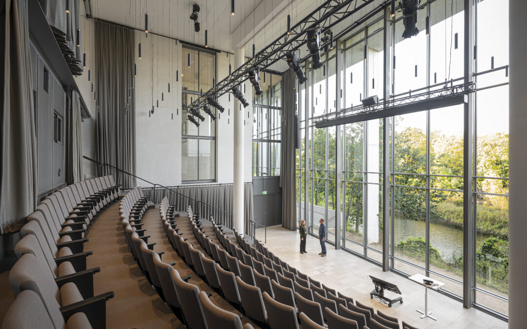 Statens Museum for Kunst: Nyt auditorium