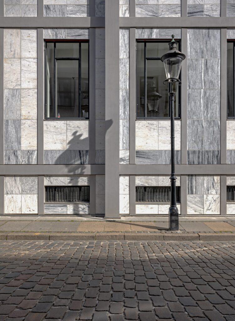 Overformynderiet - facadedetalje
