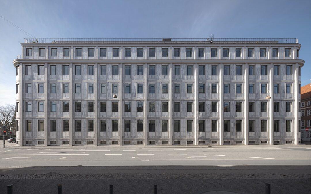 Overformynderiet: Restaurering af facade