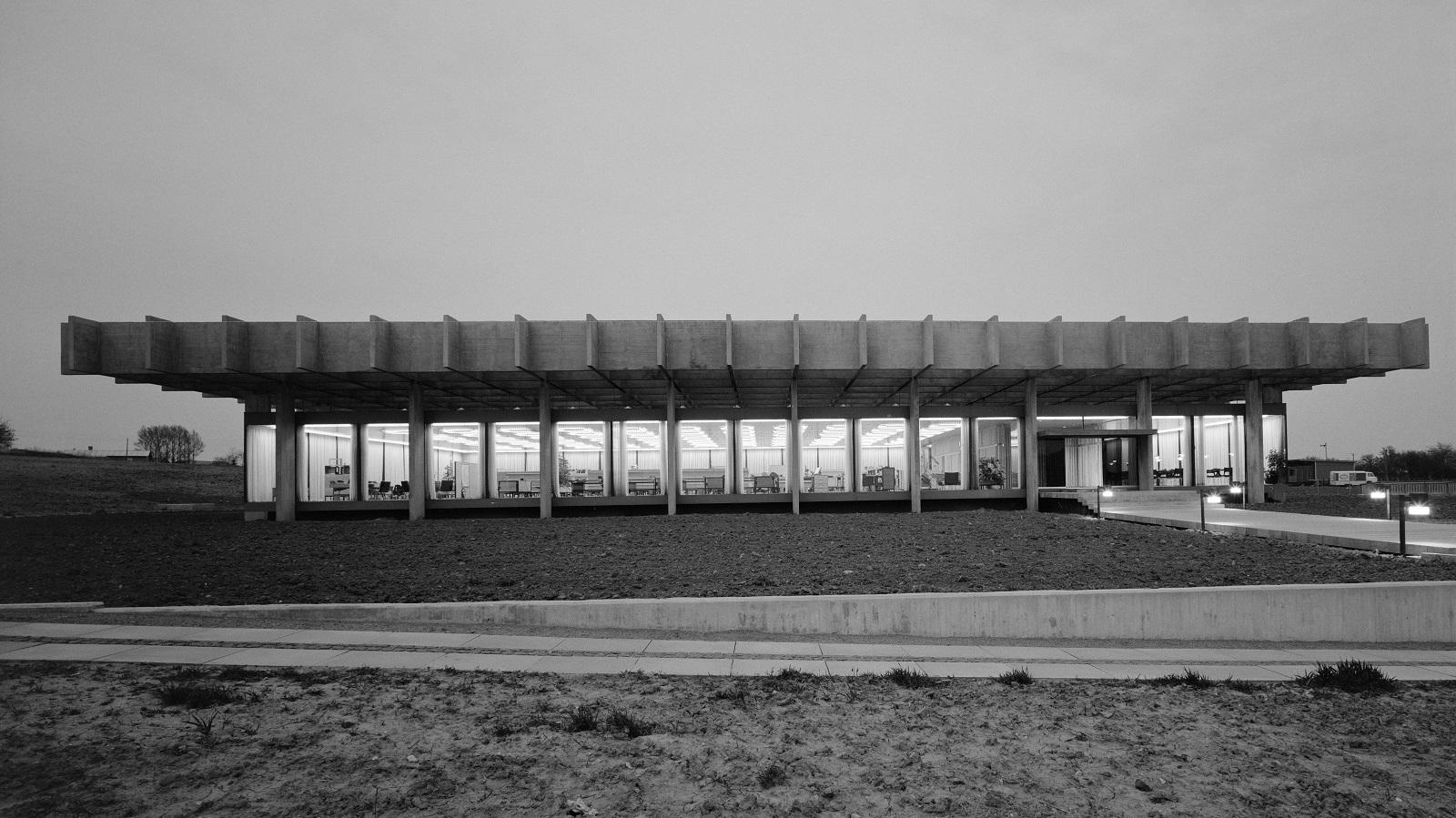 Bertelsen & Scheving - GlasAlstrup - Restaurering