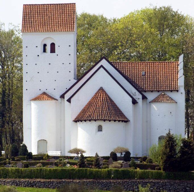 Veng Kirke: Skitseprojekt fra 2004