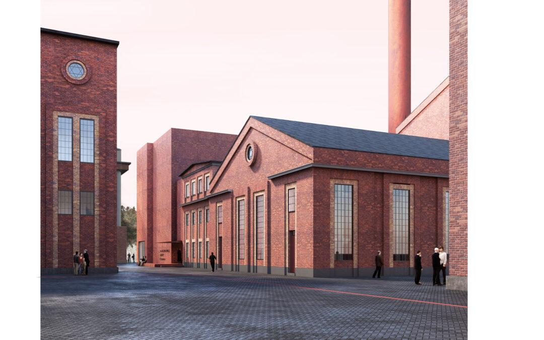 Spritten i Aalborg – konkurrenceprojekt: Med proportioner som ledetråd