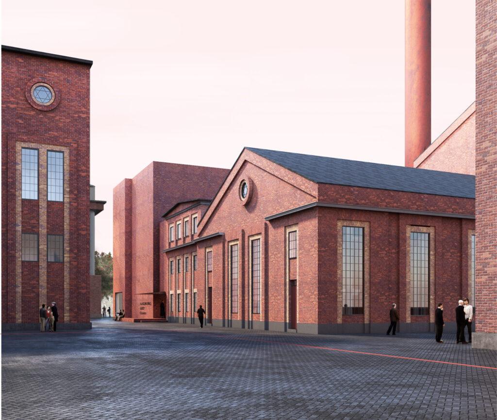 Bertelsen & Scheving - Artcenter Spritten - Konkurrence