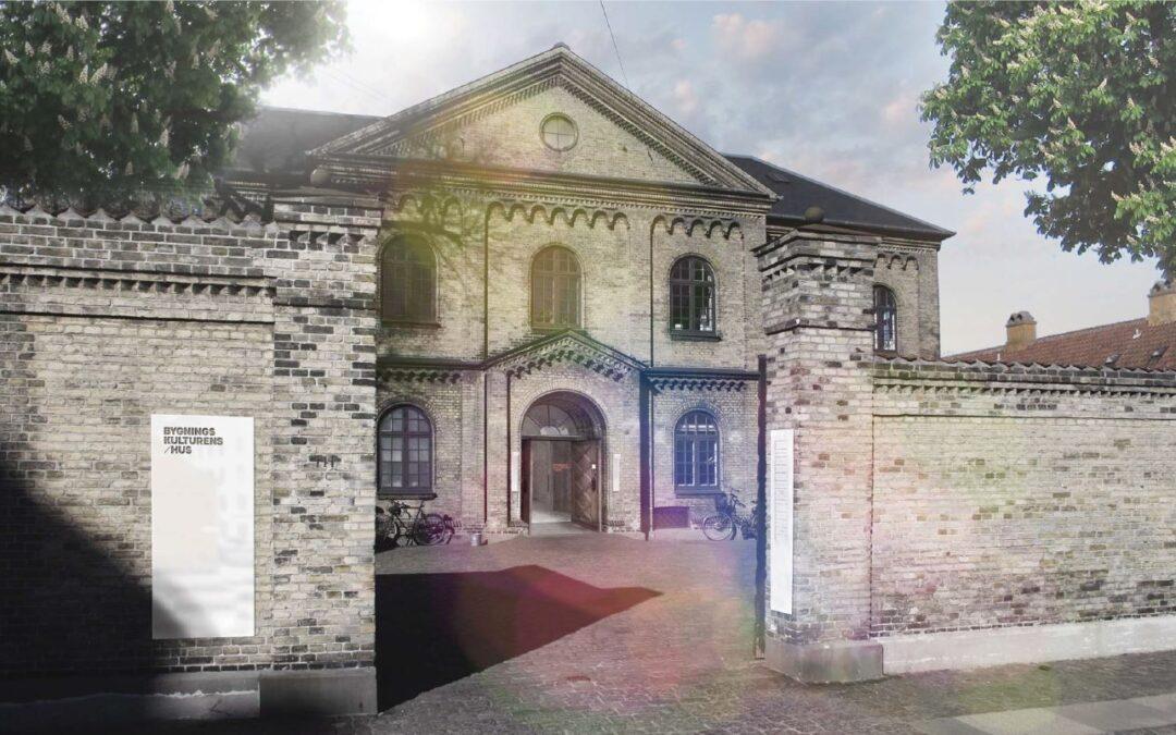 Bygningskulturens Hus: Et åbent og tilgængeligt sted