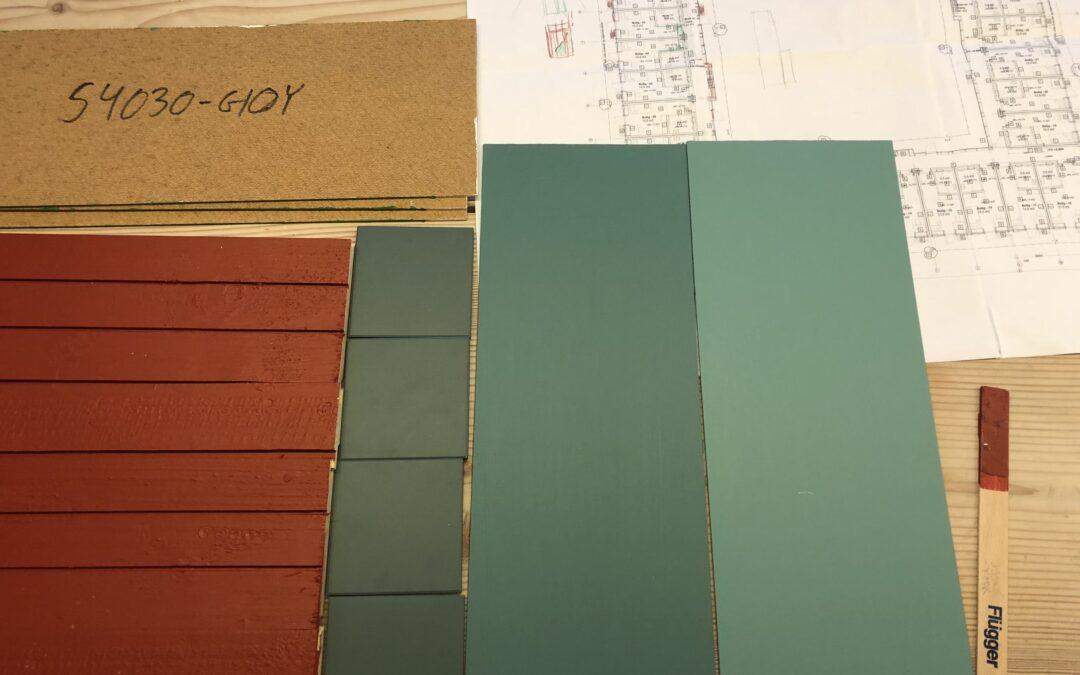 Farver i arkitekturen
