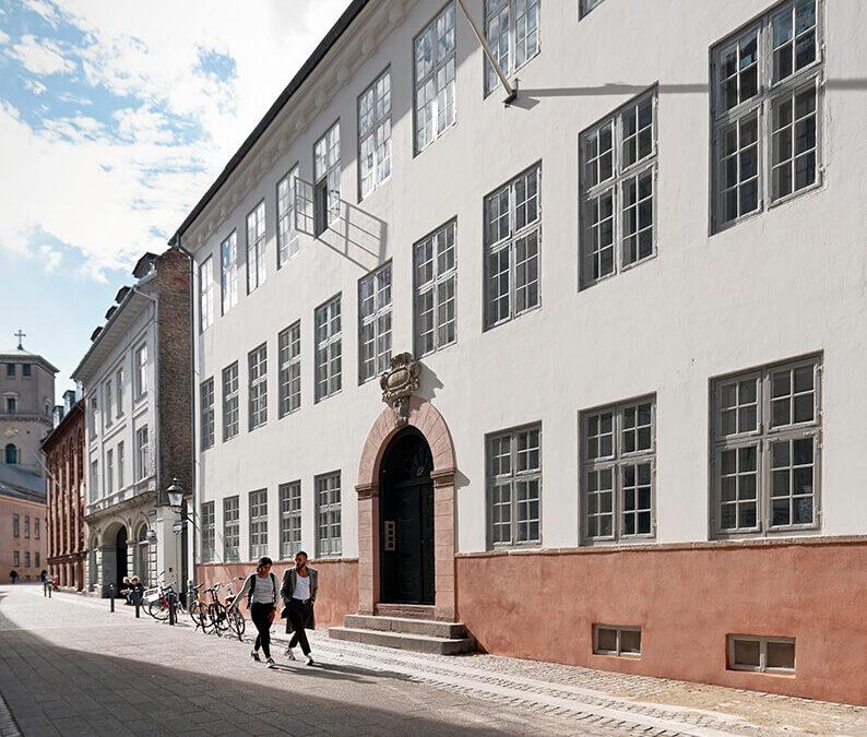 Borchs Kollegium: restaureringen er afsluttet