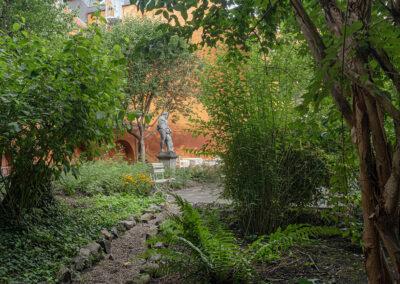 bertelsen & scheving - borch kollegium- restaurering