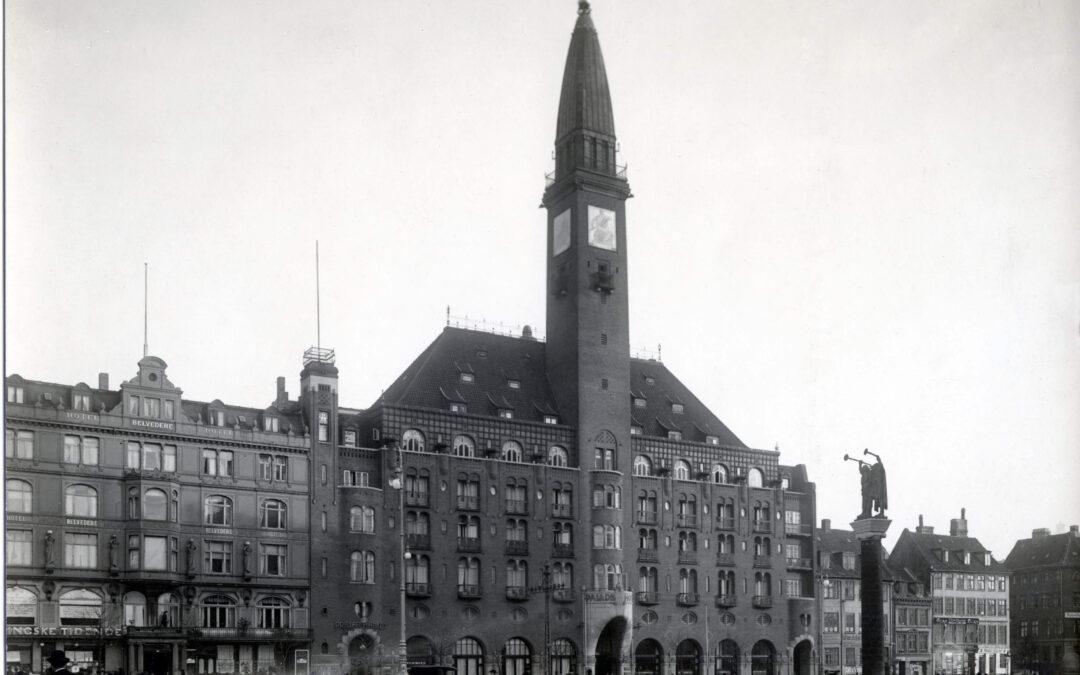 Palace Hotel Copenhagen: Tabte bygningsdetaljer i jugendstil genskabt