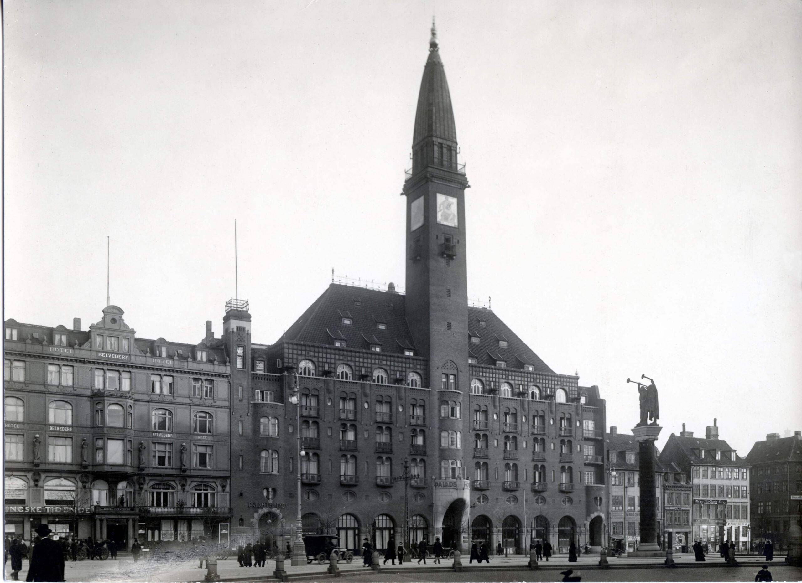 anton rosen , scandic hotel, scandic hotels , bertelsen og scheving arkitekter , Restaurering , palace hotel copenhagen københavn