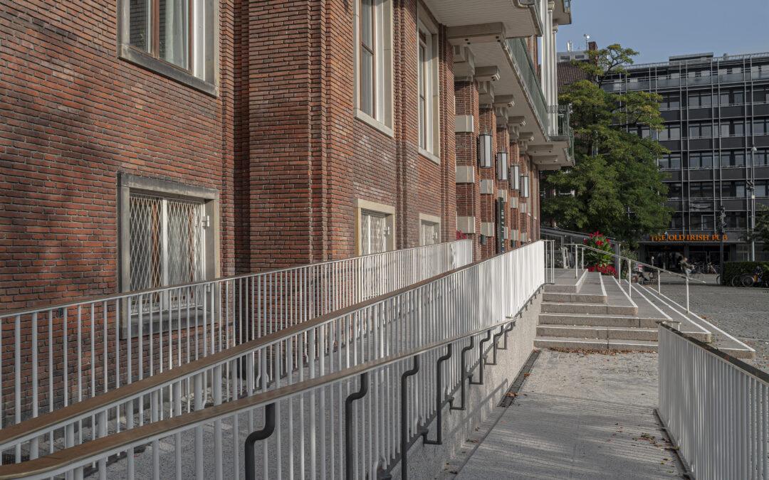 Frederiksberg Rådhus: Tilgængelighed afsluttet projekt
