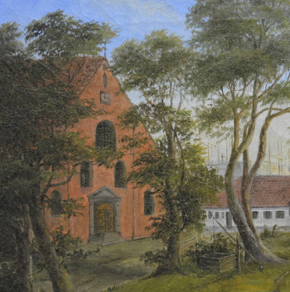 Bertelsen & Scheving, Sorø Klosterkirke (1824)