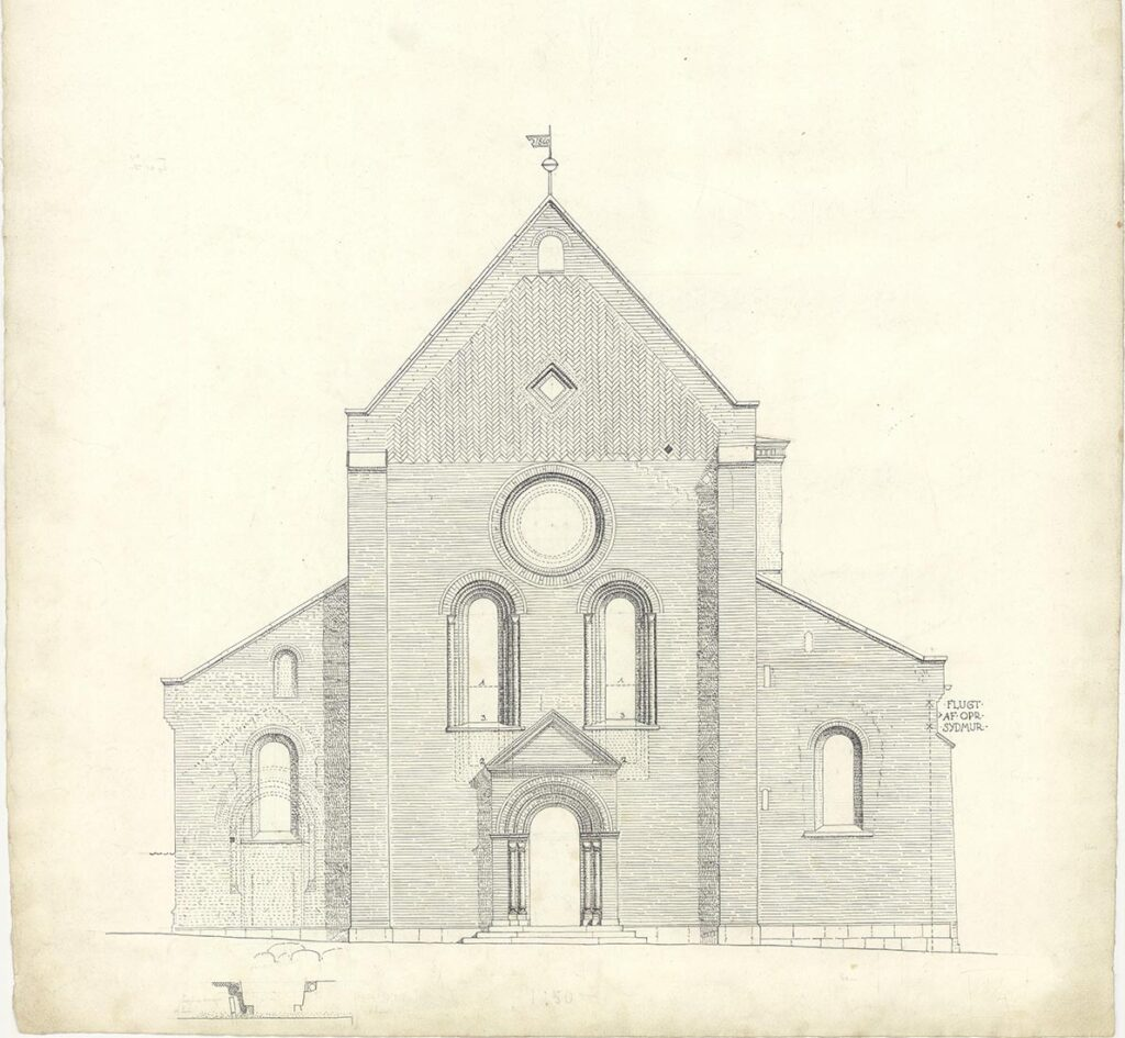 Bertelsen & Scheving, Sorø Klosterkirke (1933)