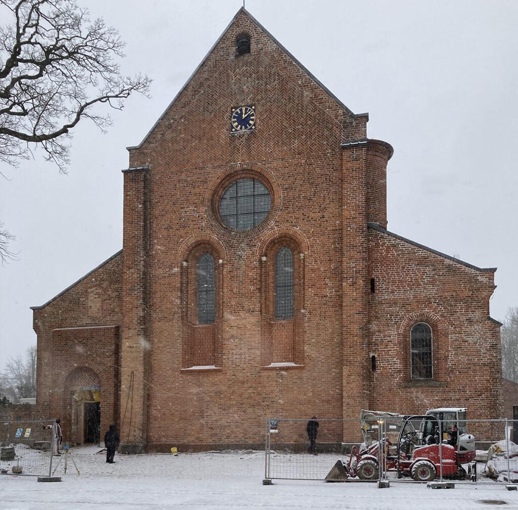 Bertelsen & Scheving, Sorø Klosterkirke, 2021